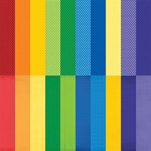 Picture of Playful Primary Designer Cardstock