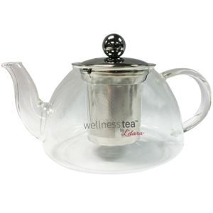 Picture of L'dara Glass Teapot with Infuser